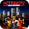 SEGA - Streets of Rage  artwork